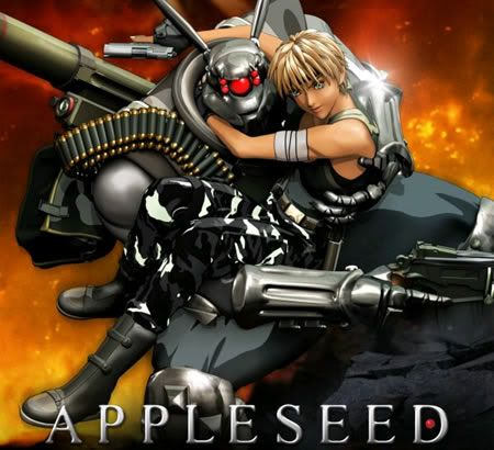 [Doc] Mangas Appleseed