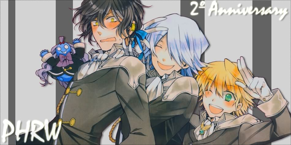 Pandora Hearts Rol World