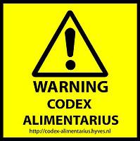 Codex alimentarius Codex
