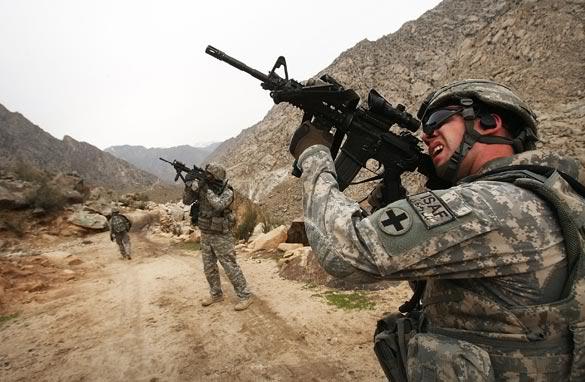 Što su to NATO i UN? Gallpatrolafghanistangi