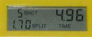 LF: Speed-Timer 3000 (Shooting Timer) Action-Shooting-Speed-Timer-3000-2