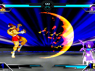 Vs.Style-Adon & Air-fight (Stage) by Mr.47/Iron Fist Mugen12