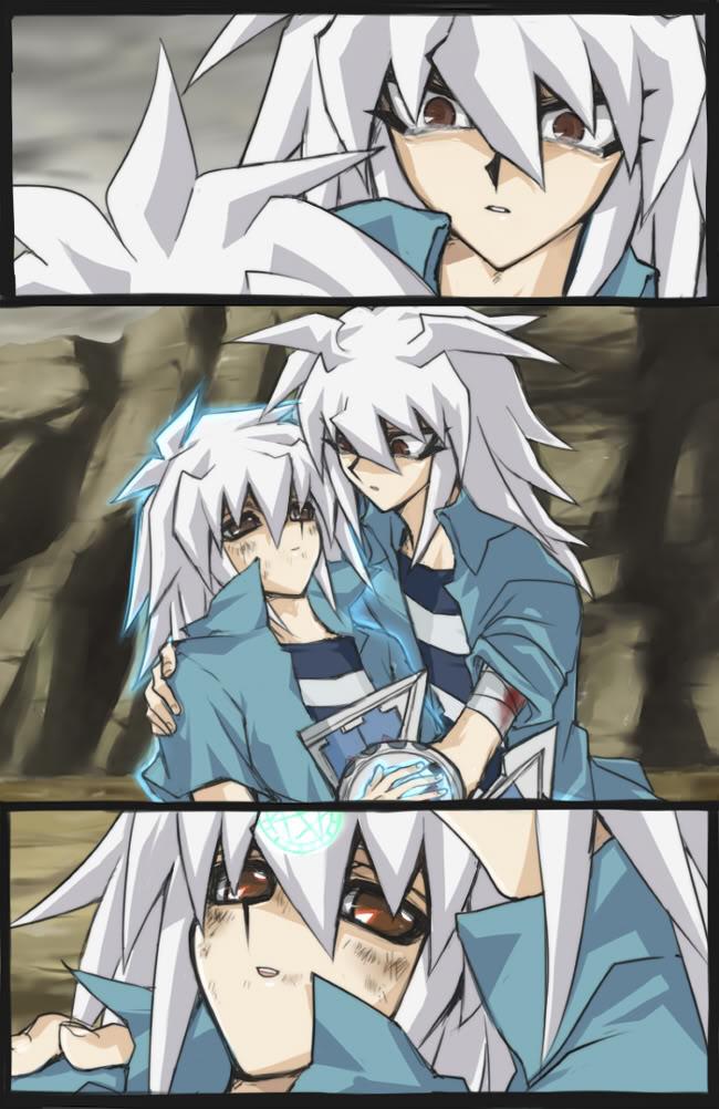 adivina la pareja BakuratoRyou