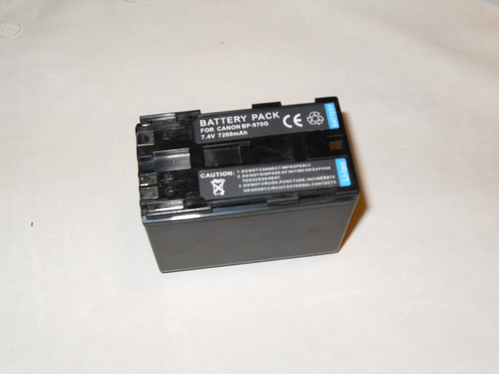 GP3000 & Extreme - Updating the Battery System SDC10177