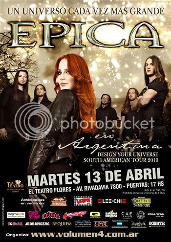 Epica en Argentina - 13/4/10 37675557