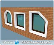 Окна для Аркона C95df60b527199c8eda063d63193e1d7