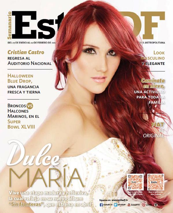 Dulce Maria/დულსე მარია - Page 5 0f7ca7234ae2fb735cbfb11d47d136fd