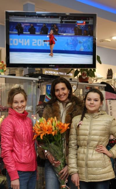 Группа Этери Тутберидзе - ЦСО «Самбо-70», отделение «Хрустальный» (Москва) 42fb87e013eff7472eedd5c99c310d04