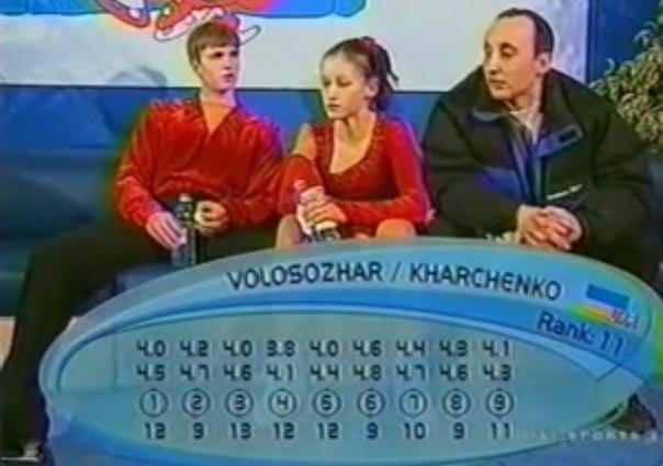 Татьяна Волосожар-Максим Траньков - Страница 3 504393c4ec19b40ab231da2d142bd841