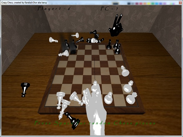 Crazy Chess 01597c8dcad81b81df6708bd7d325b69