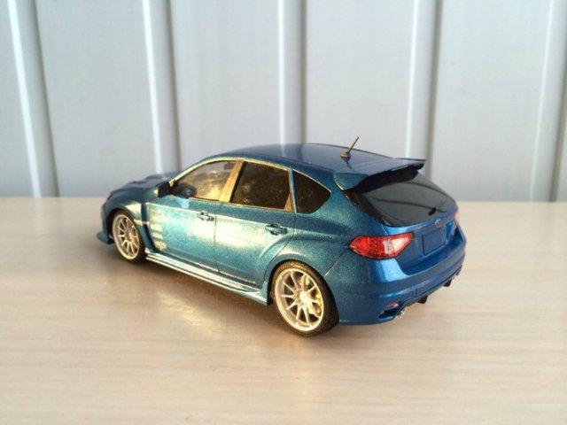 Subaru impreza WRX STI 05e11a920b2517696a3843f1c961ae85