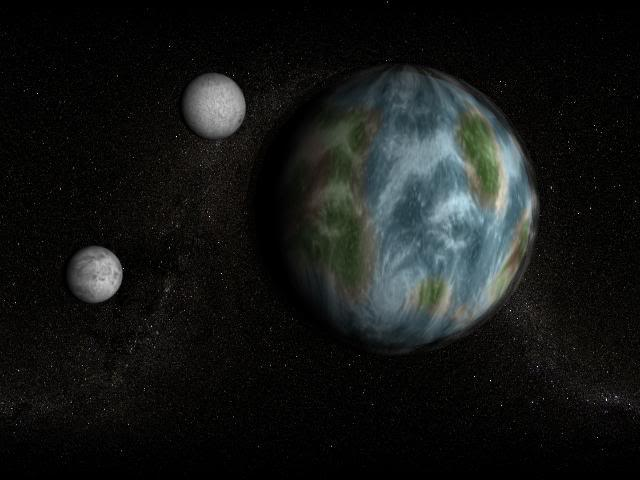 The Zarak'Drathori' Magharan Kajob Naucean_planet