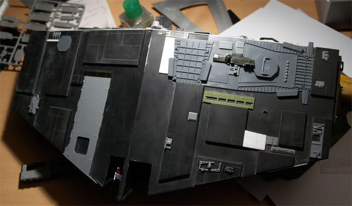 Star Destroyer de L'Empire Contre-Attaque 8ft107