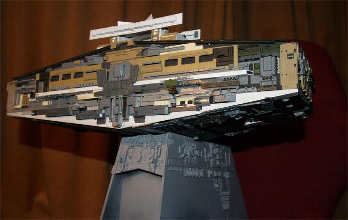 Star Destroyer de L'Empire Contre-Attaque 8ft108