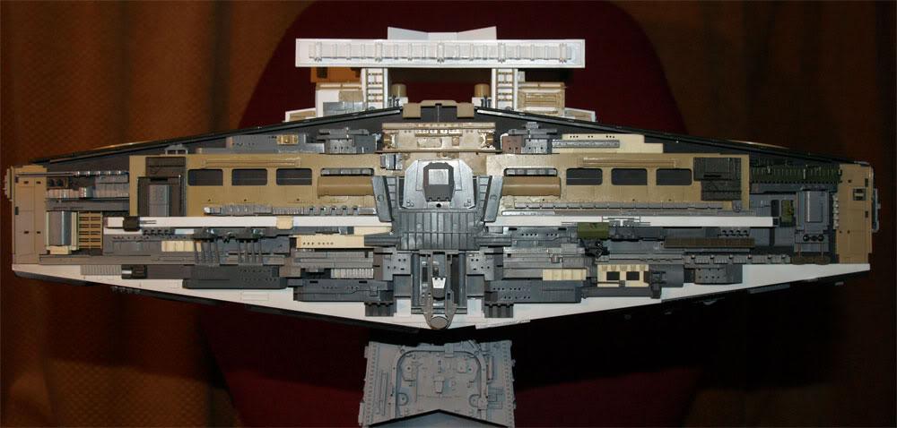 Star Destroyer de L'Empire Contre-Attaque 8ft109