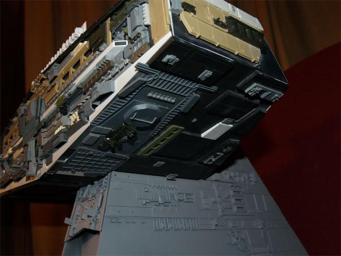 Star Destroyer de L'Empire Contre-Attaque 8ft110