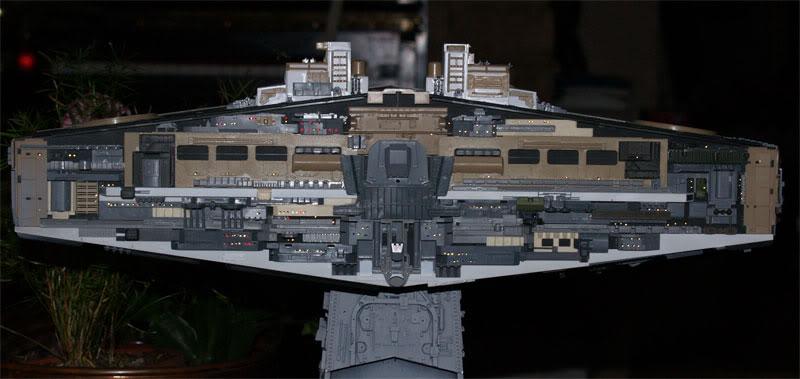 Star Destroyer de L'Empire Contre-Attaque 8ft127