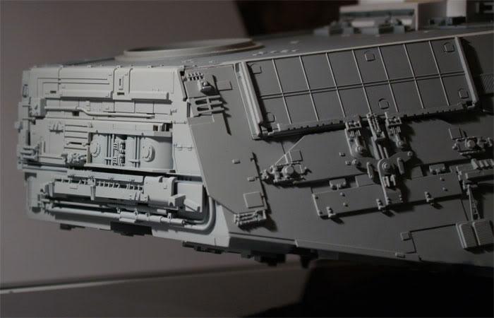 Star Destroyer de L'Empire Contre-Attaque 8ft135
