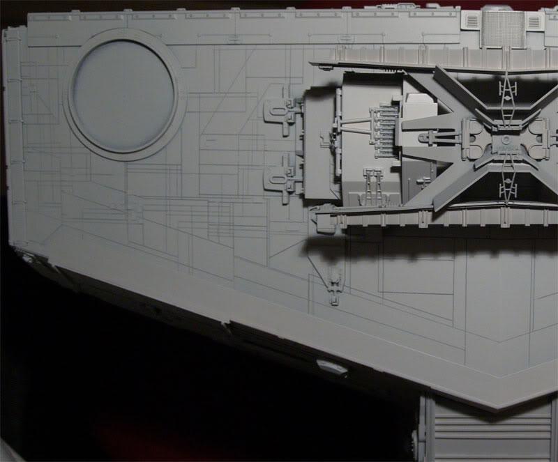 Star Destroyer de L'Empire Contre-Attaque 8ft142