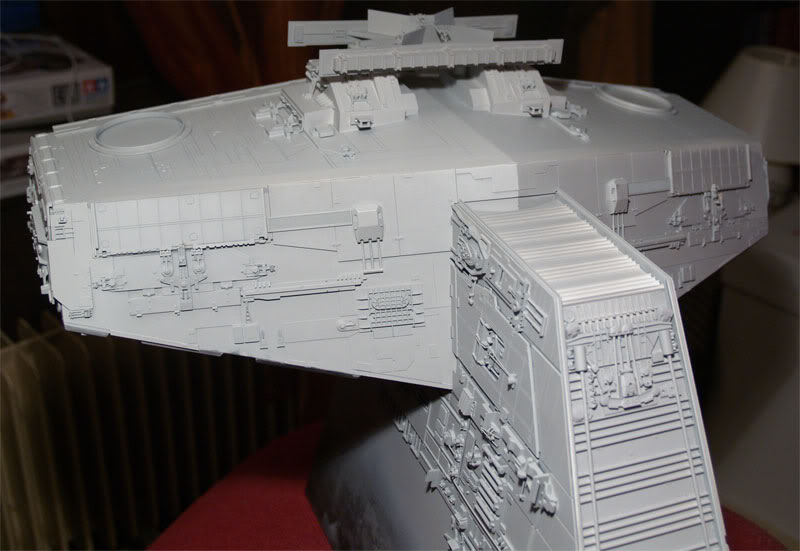 Star Destroyer de L'Empire Contre-Attaque 8ft143