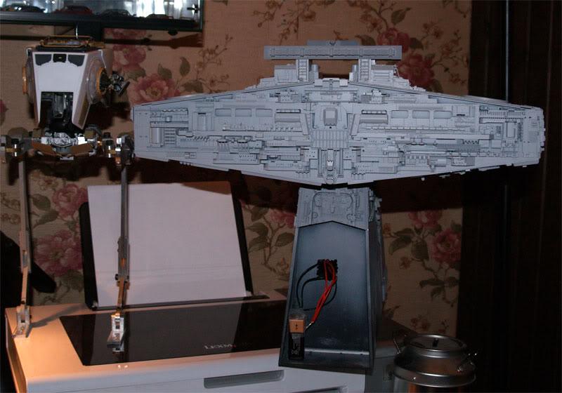 Star Destroyer de L'Empire Contre-Attaque 8ft148