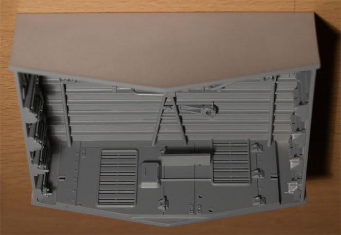 Star Destroyer de L'Empire Contre-Attaque 8ft156