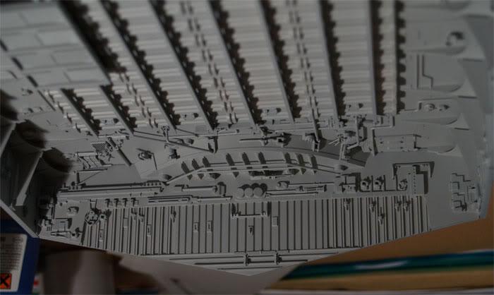 Star Destroyer de L'Empire Contre-Attaque 8ft189