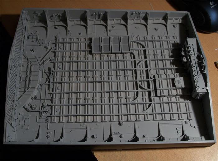Star Destroyer de L'Empire Contre-Attaque 8ft190
