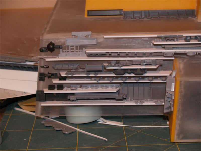 Star Destroyer de L'Empire Contre-Attaque 8ft200