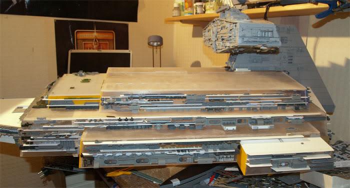Star Destroyer de L'Empire Contre-Attaque 8ft228
