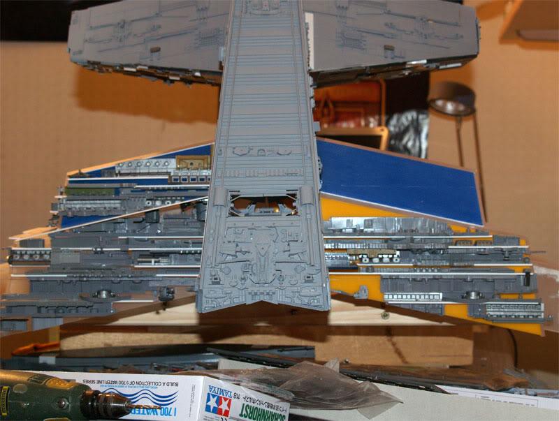 Star Destroyer de L'Empire Contre-Attaque 8ft237