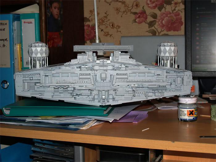 Star Destroyer de L'Empire Contre-Attaque 8ft241