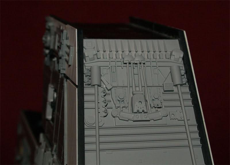 Star Destroyer de L'Empire Contre-Attaque 8ft87