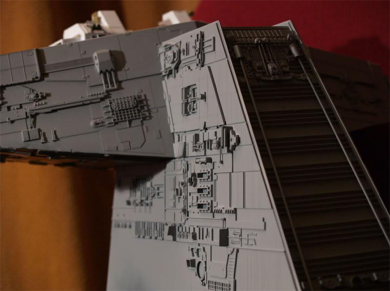 Star Destroyer de L'Empire Contre-Attaque 8ft89
