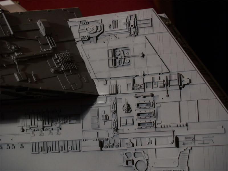 Star Destroyer de L'Empire Contre-Attaque 8ft90