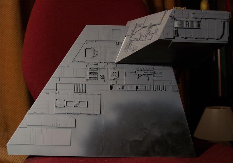 Star Destroyer de L'Empire Contre-Attaque 8ft92