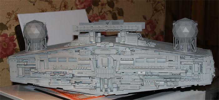 Star Destroyer de L'Empire Contre-Attaque 8ft249