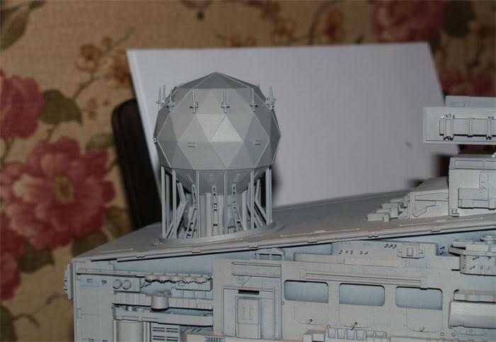 Star Destroyer de L'Empire Contre-Attaque 8ft250
