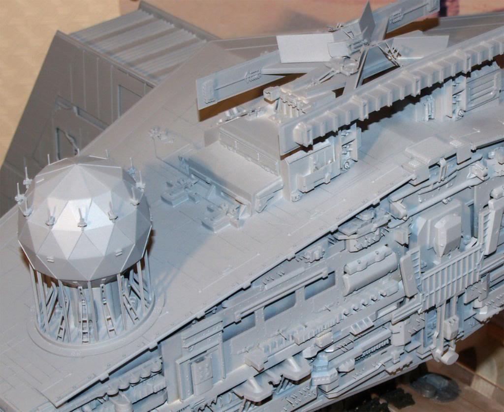 Star Destroyer de L'Empire Contre-Attaque 8ft262