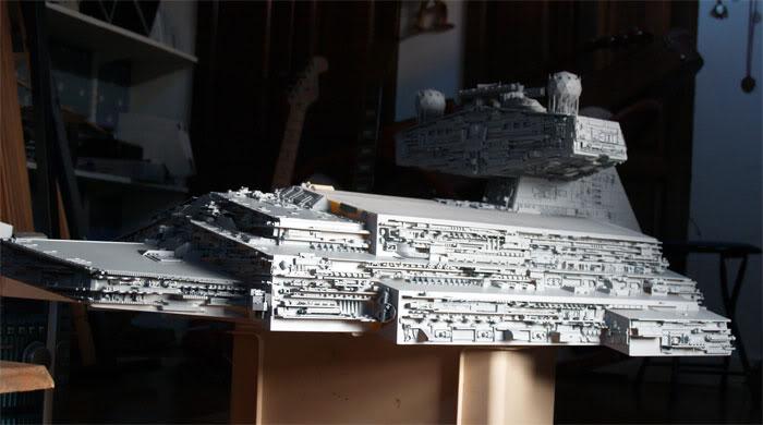 Star Destroyer de L'Empire Contre-Attaque 8ft278