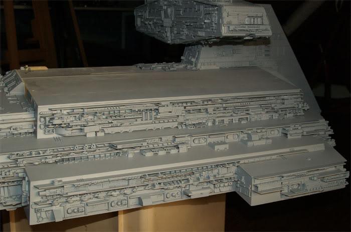 Star Destroyer de L'Empire Contre-Attaque 8ft283