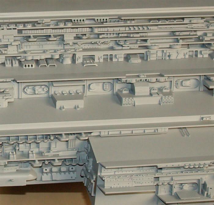 Star Destroyer de L'Empire Contre-Attaque 8ft286
