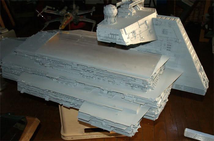 Star Destroyer de L'Empire Contre-Attaque 8ft293