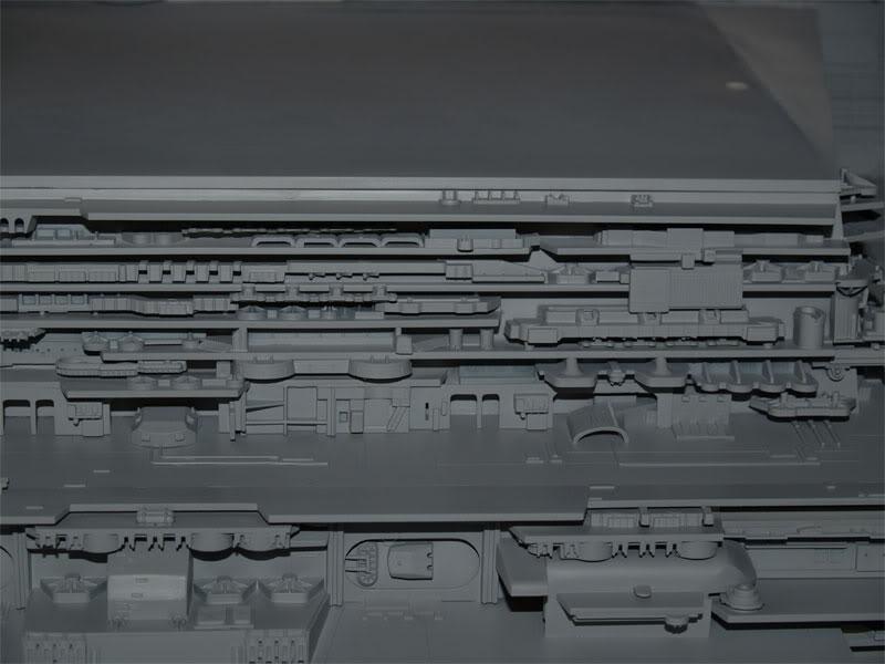 Star Destroyer de L'Empire Contre-Attaque 8ft300