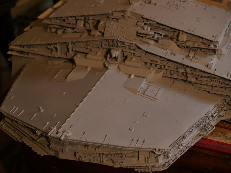 Star Destroyer de L'Empire Contre-Attaque 8ft303