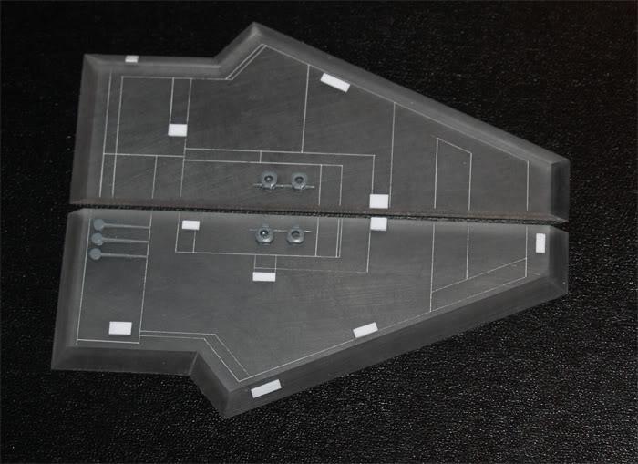 Star Destroyer de L'Empire Contre-Attaque 8ft308