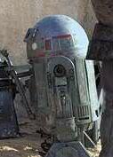 1:1 R2-T0 / R2-G2 Astromech droid R2G2