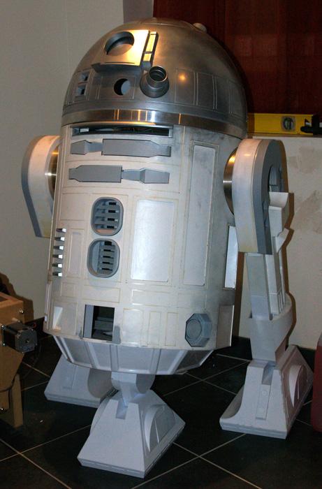 1:1 R2-T0 / R2-G2 Astromech droid Astromech51