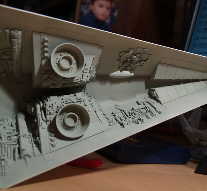[Star Wars] Impérial Star Destroyer (updates 21/10) (Peint!) ISD203