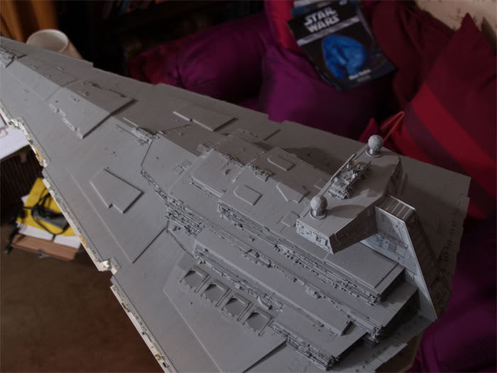 [Star Wars] Impérial Star Destroyer (updates 21/10) (Peint!) ISD207